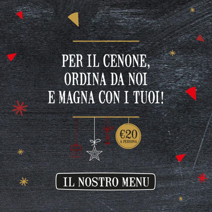 Capodanno 2019 – Il menù da asporto!