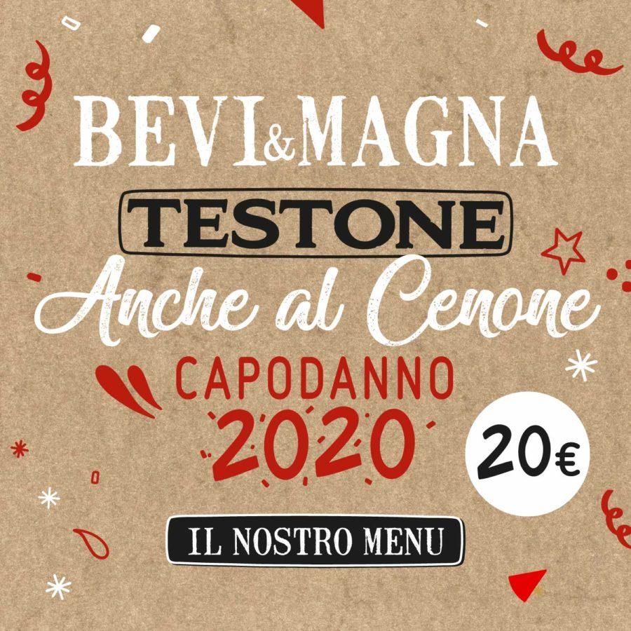 Capodanno 2020 – Il menù da asporto!